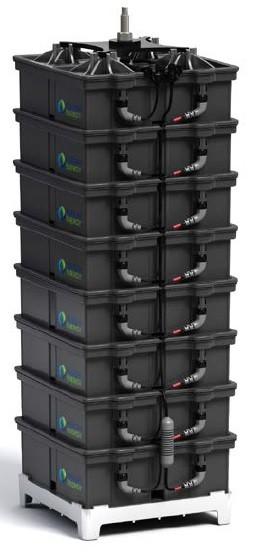 AQUION ENERGY S20-008F BATTERY STACK
